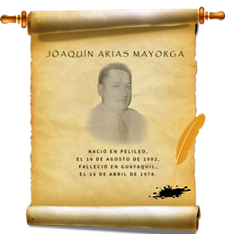 JOAQUIN ARIAS MAYORGA